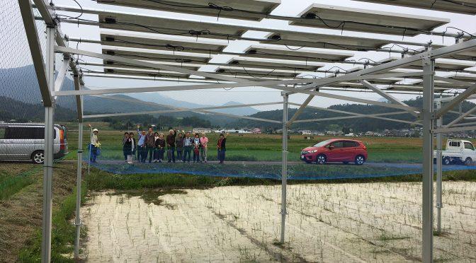 【8月3日】ソーラーシェアリングセミナー2018 in 上田